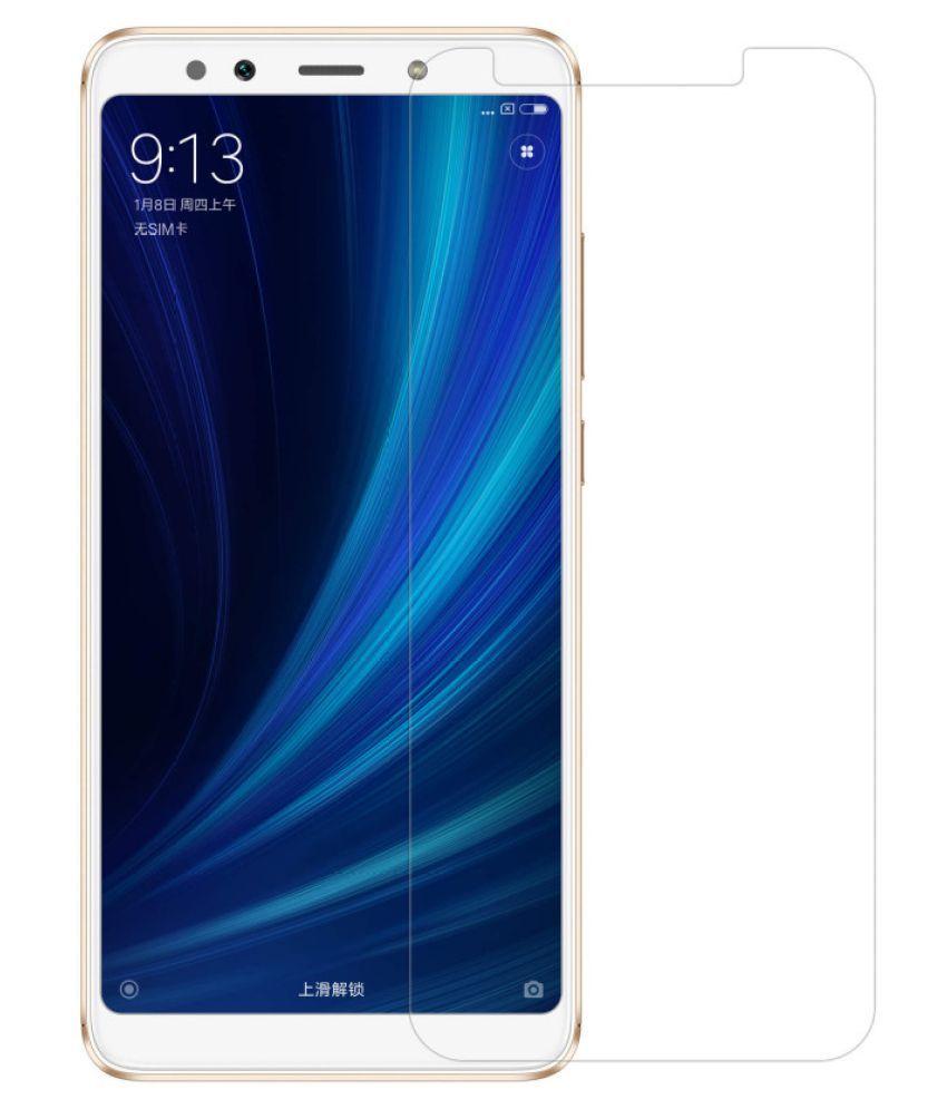 Xiaomi Mi A2 Tempered Glass Screen Guard By CrackerDeal