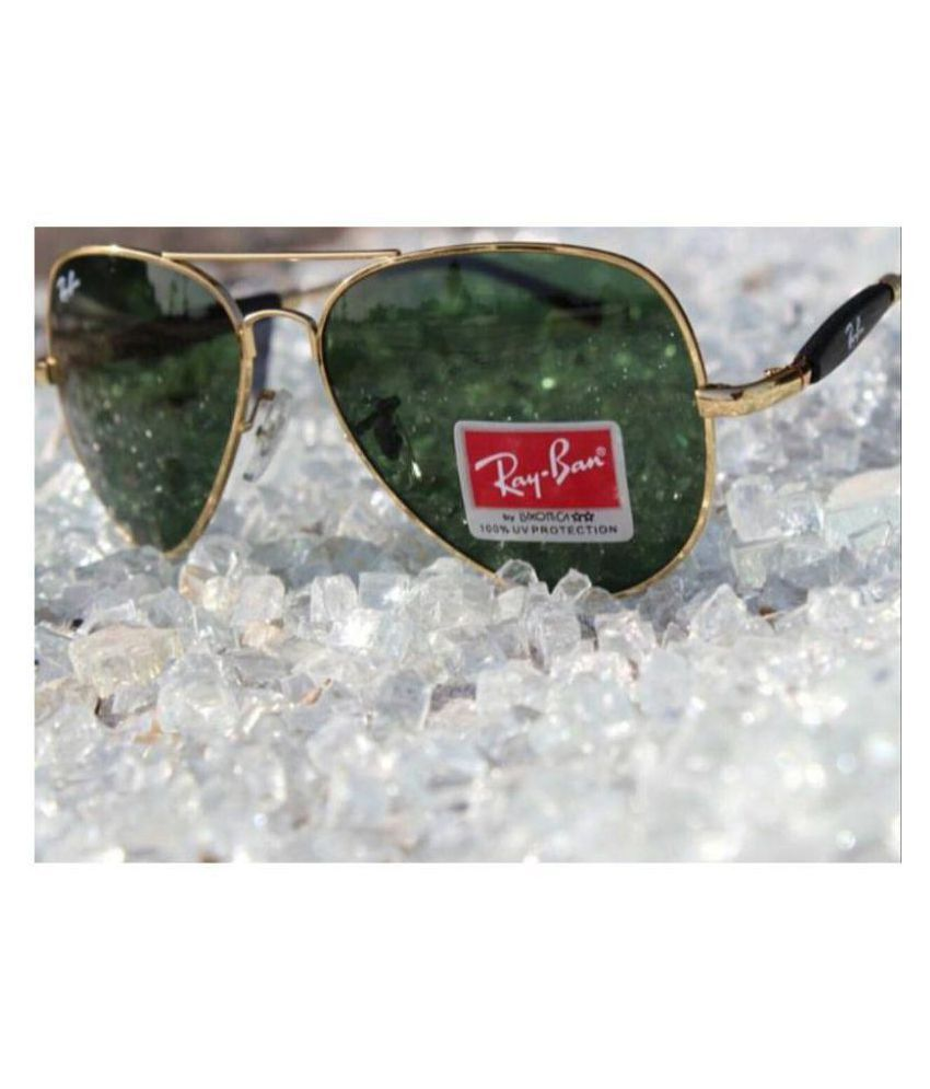 0d4ecf1ee949 Ray Ban Avaitor Green Aviator Sunglasses ( ( 3517/58/14 ) ) - Buy Ray Ban  Avaitor Green Aviator Sunglasses ( ( 3517/58/14 ) ) Online at Low Price -  Snapdeal