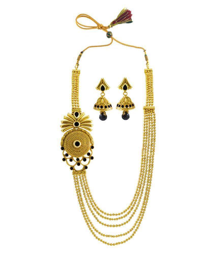 Rejewel Necklaces Set