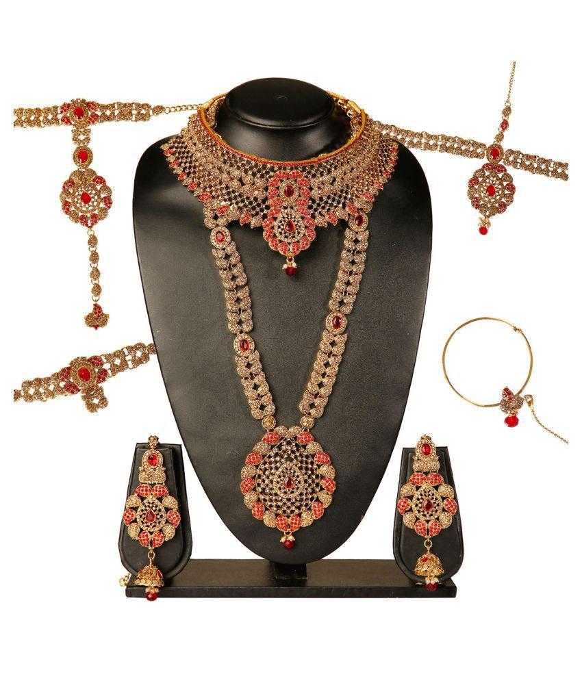 ARPAN JEWELLERS Necklaces Set