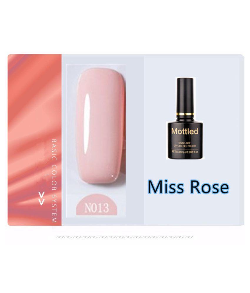 Miss Rose Nail Polish N013 As Picure Glossy 35g gm