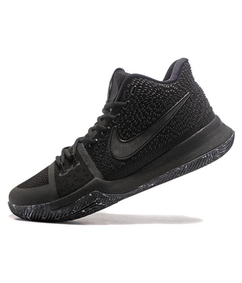 fb5516fd317d Nike Black Basketball Shoes - Buy Nike Black Basketball Shoes Online ...