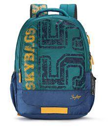 Skybags GREEN BINGO 01 GREEN Backpack