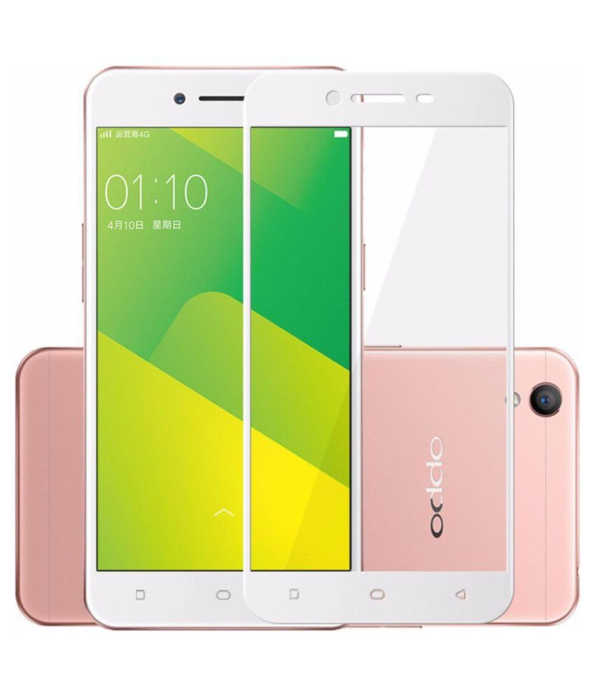 Oppo A71 5D Tempered Screen Guard By CrackerDeal
