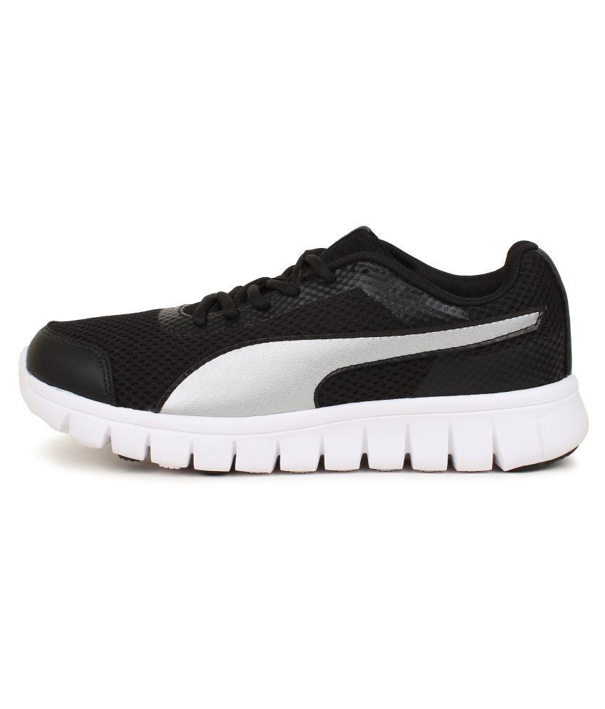 75bf611c1b9b Puma Blur V2 IDP Black Training Shoes - Buy Puma Blur V2 IDP Black ...