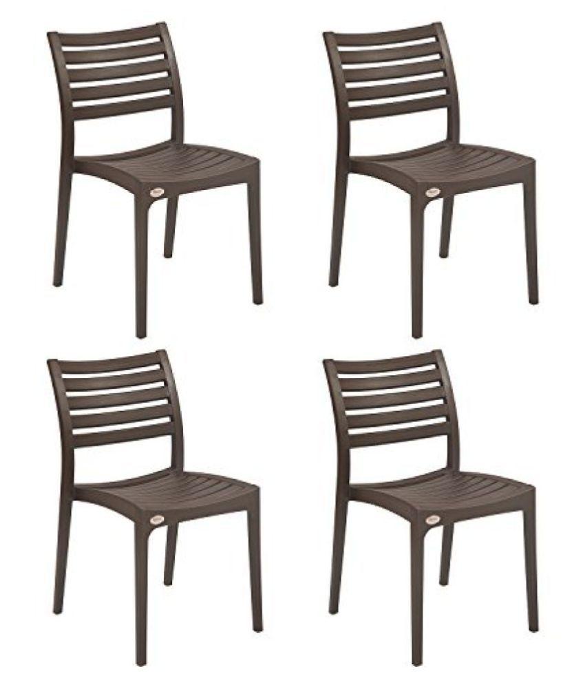 supreme omega set of 4 chairs wenge buy supreme omega set of 4 rh snapdeal com