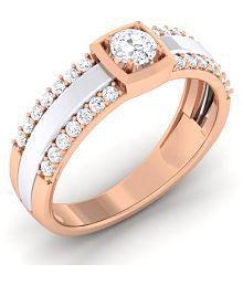 52ef8d9d1bb Rose   White Gold Rings  Buy Rose   White Gold Rings Online in India ...