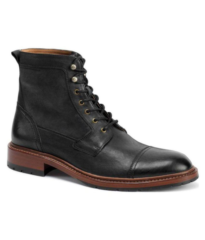Bag Jack Black Casual Boot