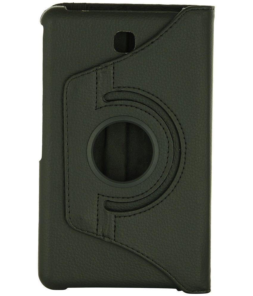 official photos f8687 79f1b Samsung Galaxy Tab 4 T231 Flip Cover By San Pareil Black