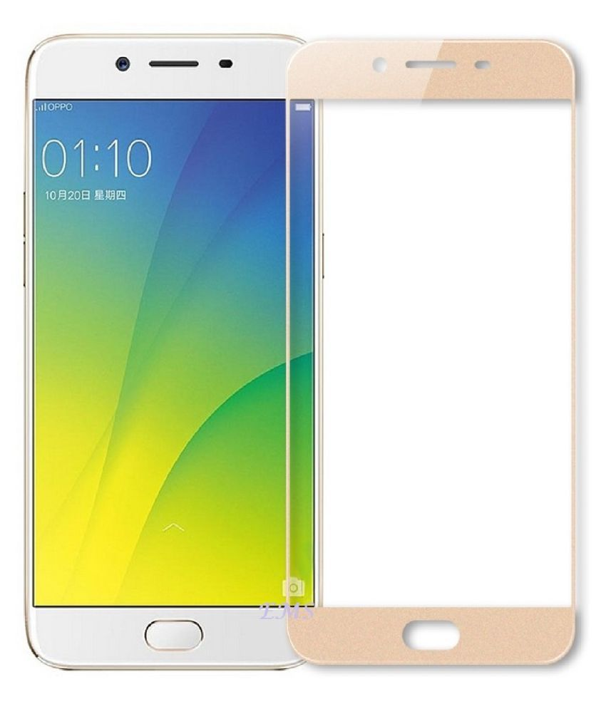 Oppo F1 Tempered Glass Screen Guard By CrackerDeal