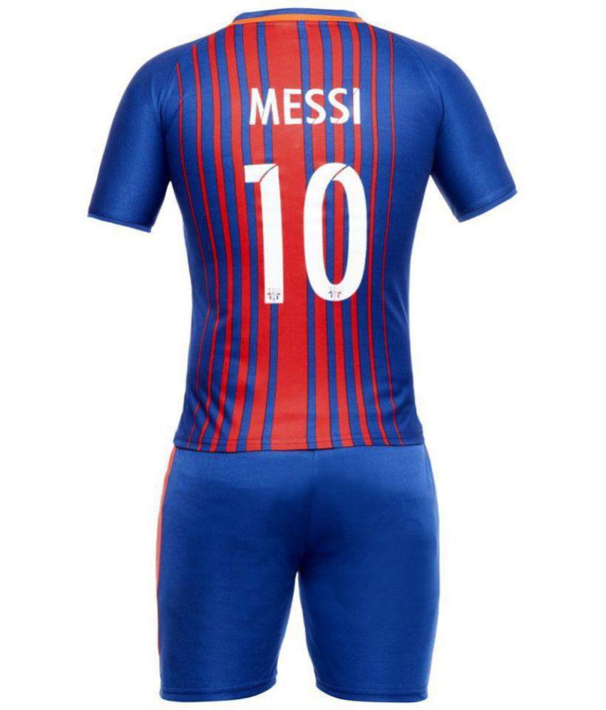 online store 6fa71 54b7f Sportigo Replica KIDS MESSI 10 FC Barcelona Football Jersey Set - 2017/18 …