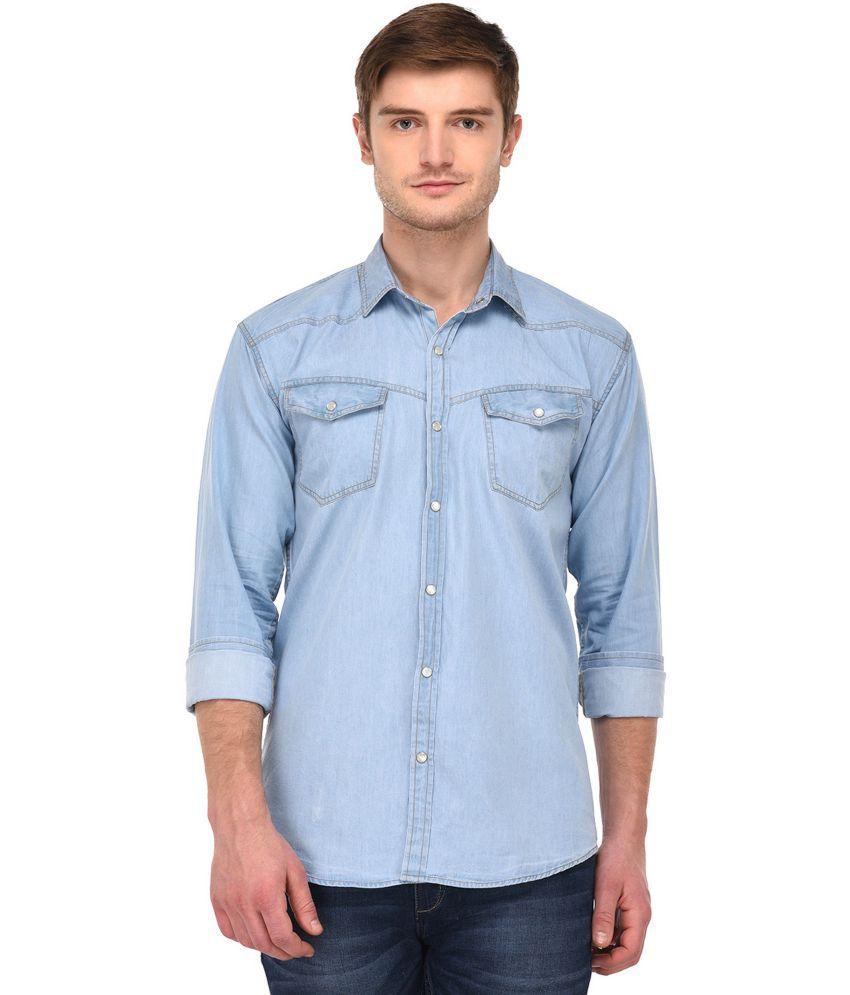 VOXATI Denim Shirt