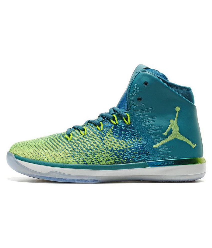 buy online 4822c a0c72 ... Nike Air Jordan 31 XXX1 Rio Brazil Green Basketball Shoes ...