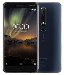 Nokia Blue 6.1 64 MB