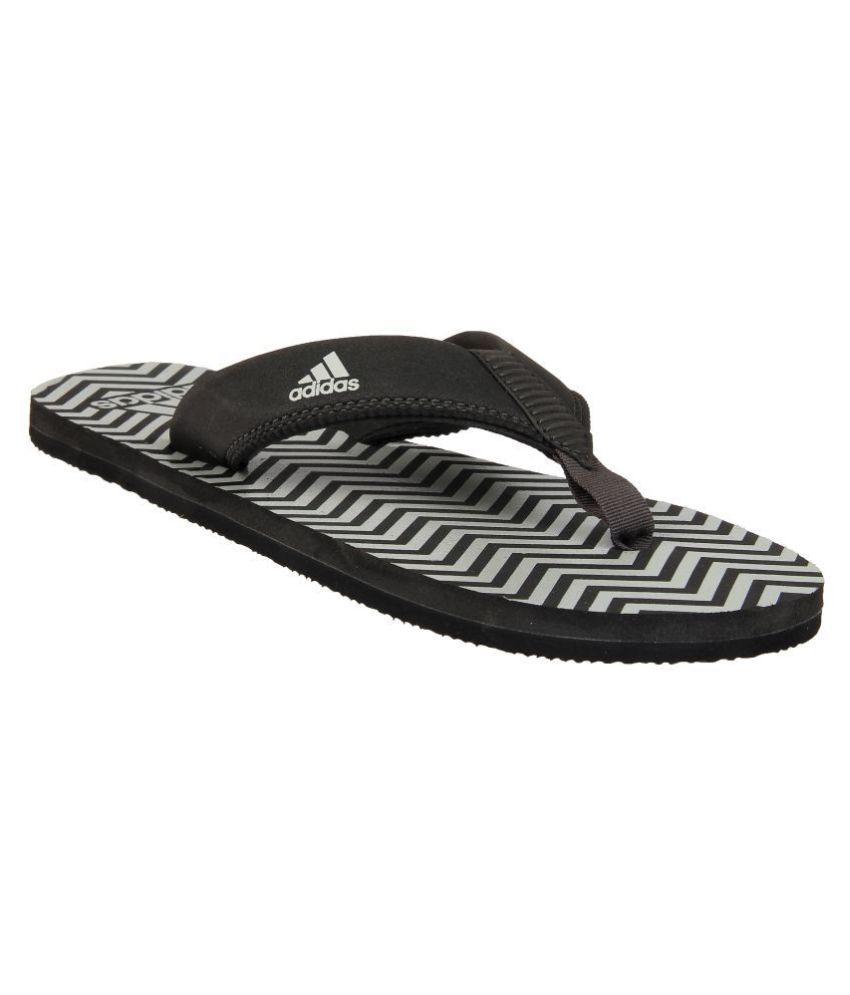 fa7475c7a796 Adidas INERT M Gray Thong Flip Flop Price in India- Buy Adidas INERT ...