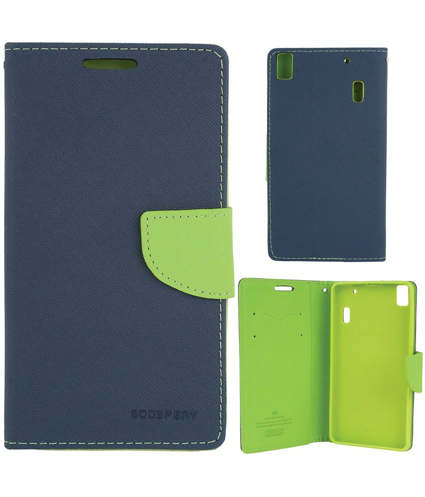 Apple iphone 6 Flip Cover by Genstyl - Multi