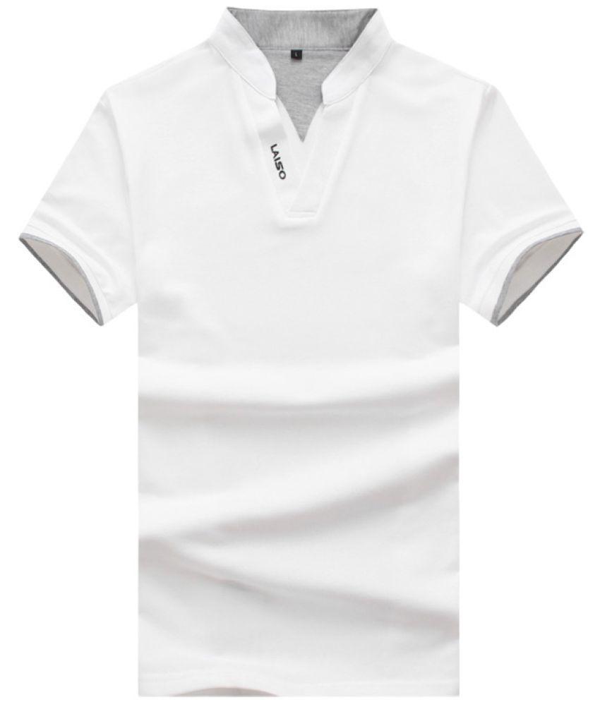 Duomu Cotton Blend Shirt