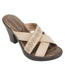 d2df602d95 Heels for Women Upto 80% OFF: Buy High Heel Sandals Online at Snapdeal