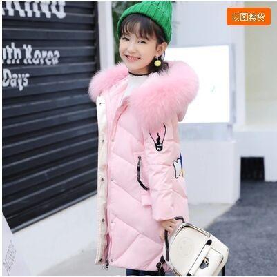 Changing Destiny Children's Pink warm jacket