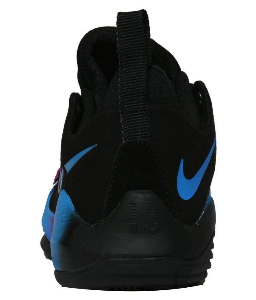 the best attitude cb579 fb6f1 Nike PG 1 TS PROTOTYPE Black Running Shoes