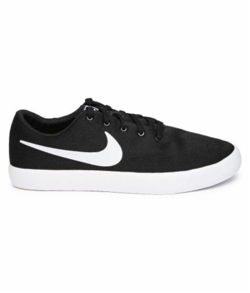 c3470f1c43a8 Nike MEN ESSENTIALIST Sneakers Black Casual Shoes - Buy Nike MEN  ESSENTIALIST Sneakers Black Casual Shoes Online at Best Prices in India on  Snapdeal