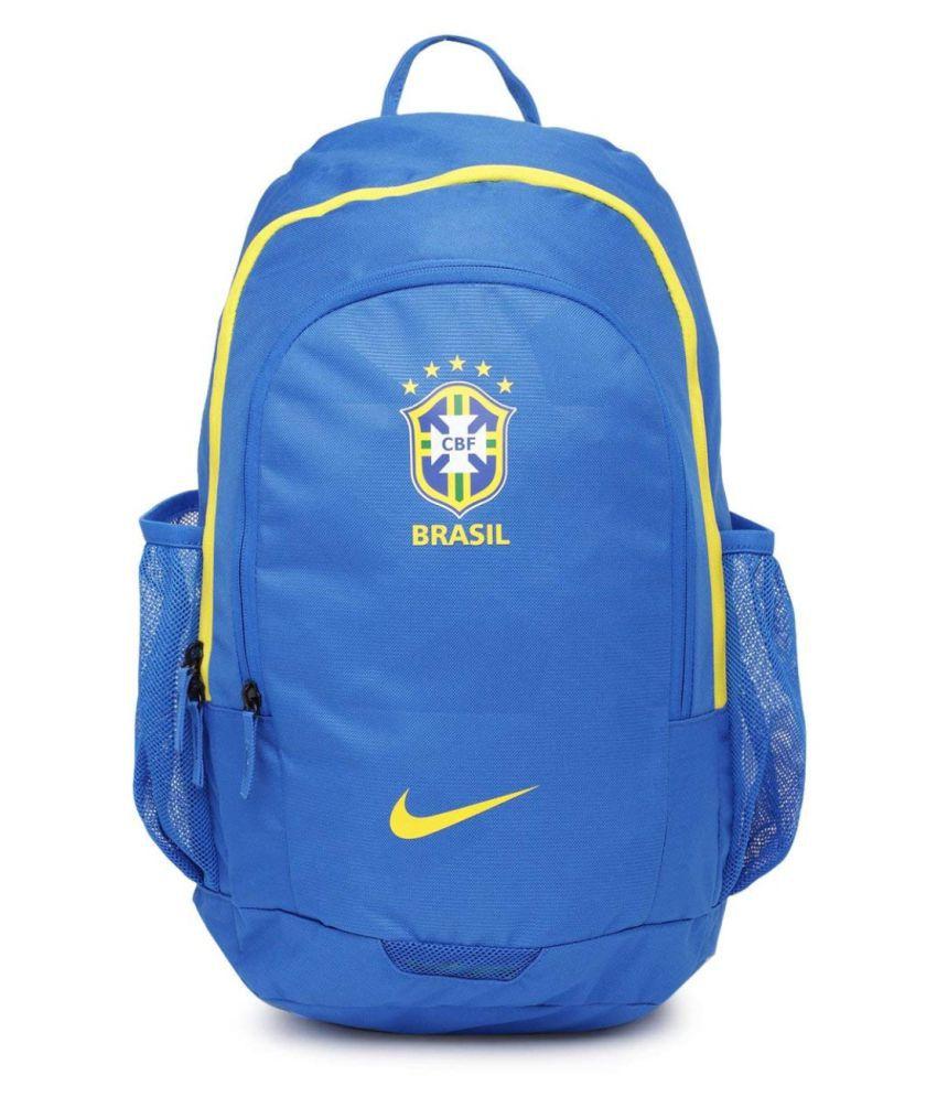 cacd4c339b9a Nike STADIUM CBF School Backpack - Buy Nike STADIUM CBF School Backpack  Online at Low Price - Snapdeal