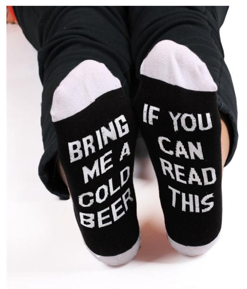 If You Can Read This Bring Me A Glass Of Wine Fashion Women Men Socks Couple Socks Sports Outdoor Footwear