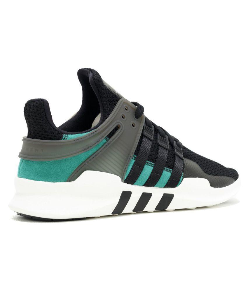 big sale f6e3b 6eede Adidas EQT Support ADV Gray Running Shoes