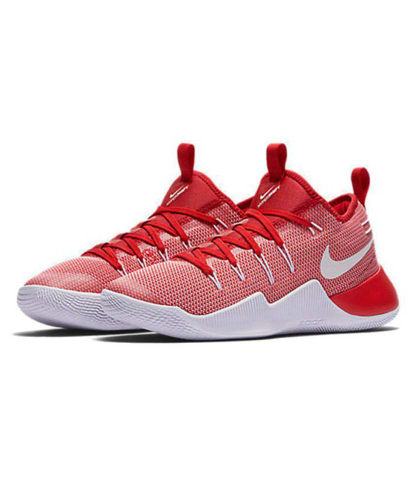 6e66d24c99c5 Nike 2018 Hypershift TB Red Red Basketball Shoes - Buy Nike 2018 Hypershift  TB Red Red Basketball Shoes Online at Best Prices in India on Snapdeal
