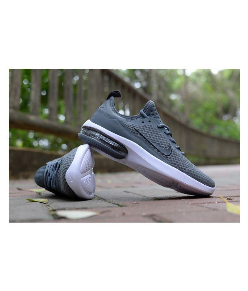 74b4d7fe33870 Nike Nike Air Max Kantara Grey Grey Running Shoes - Buy Nike Nike Air Max  Kantara Grey Grey Running Shoes Online at Best Prices in India on Snapdeal