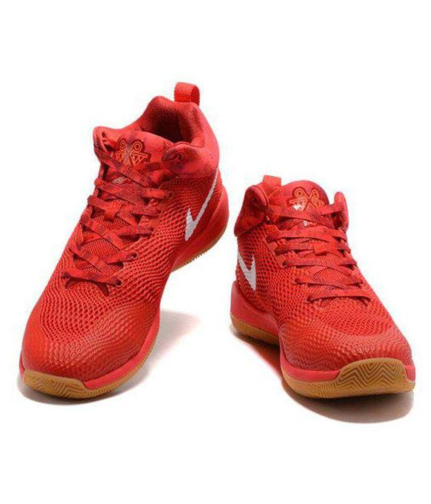 1330deb39dce Nike ZOOM REV EP Limited Edd Red Basketball Shoes - Buy Nike ZOOM ...