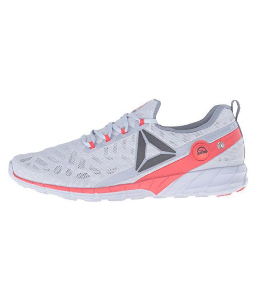 d45f3b5d70212a Reebok Zpump Fusion 2.0 Gray Running Shoes - Buy Reebok Zpump Fusion ...