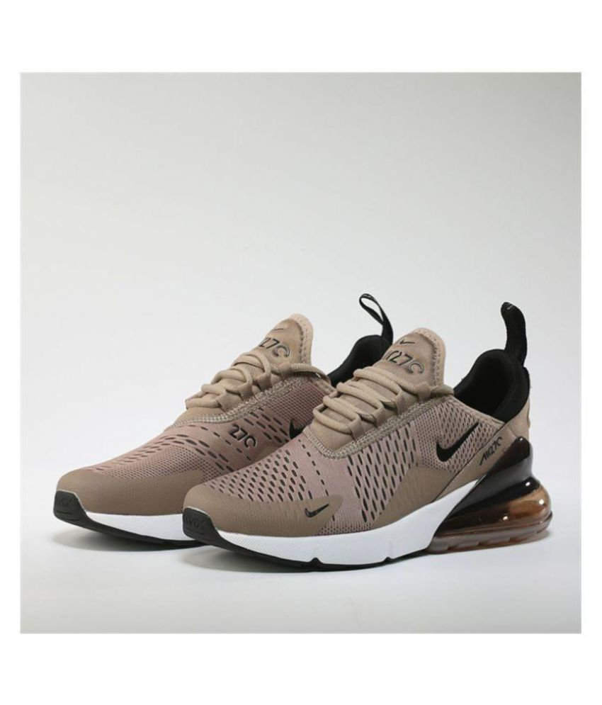 Nike Airmax 270 Red Running Shoes - Buy