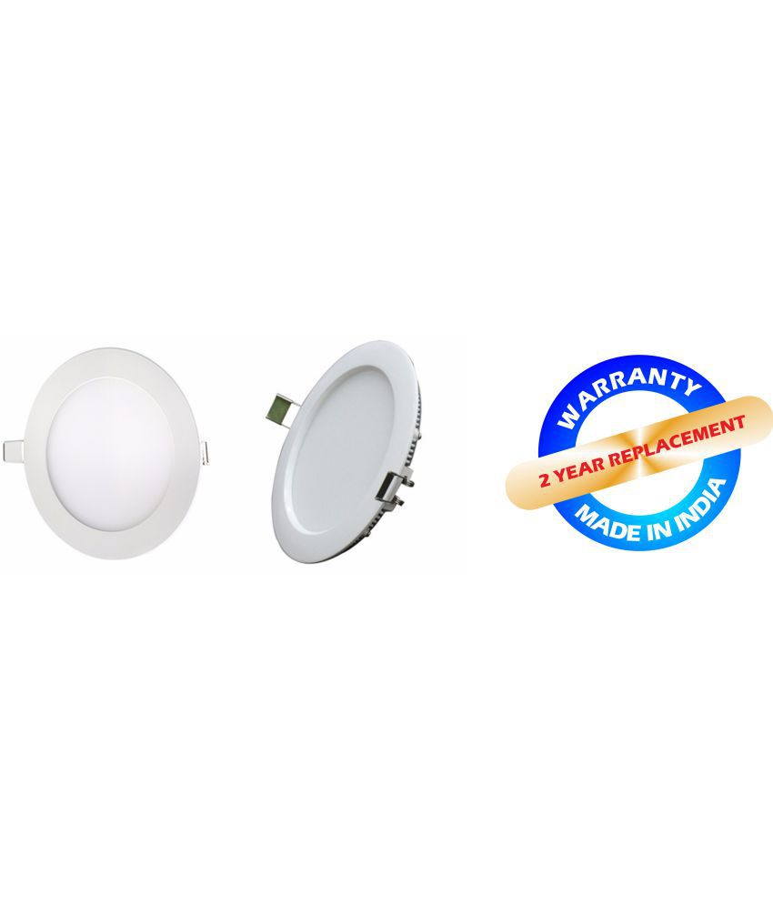 Ortus 12W Panel Lights - Pack of 1