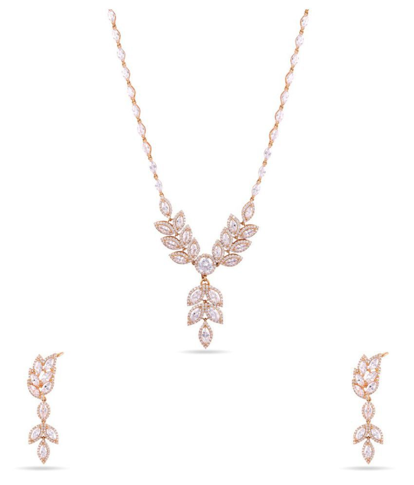 Maalyaa Necklaces Set