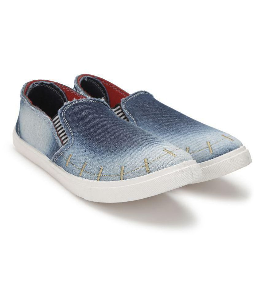 ba6a83ab112 Treadfit Sneakers Blue Casual Shoes - Buy Treadfit Sneakers Blue Casual  Shoes Online at Best Prices in India on Snapdeal