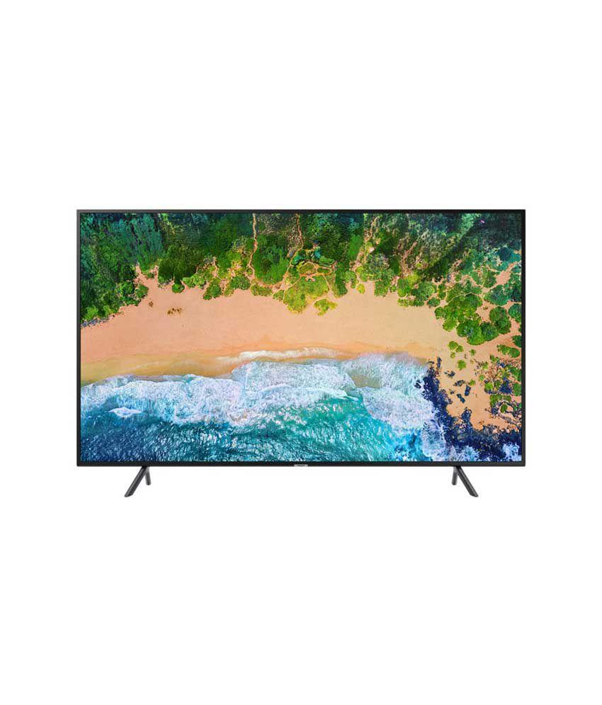 Samsung UA49NU7100K 124.46 cm (49 Inches) Smart Ultra HD (4K) LED Television