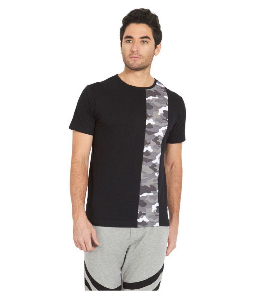 Deezeno Grey Half Sleeve T-Shirt