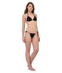 abce6ea1cfde Black Bra Panty Sets: Buy Black Bra Panty Sets for Women Online at ...