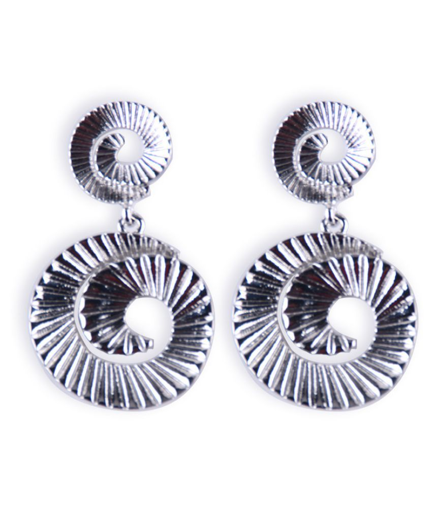 Levaso Fashion Jewelry Womens Earrings Ear Studs Alloy 1Pair Personality Gifts Golden