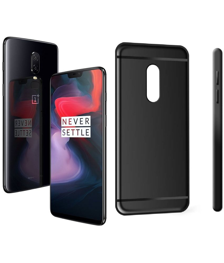 OnePlus 6 Hybrid Covers Furious3D - Multi Scratch Proof