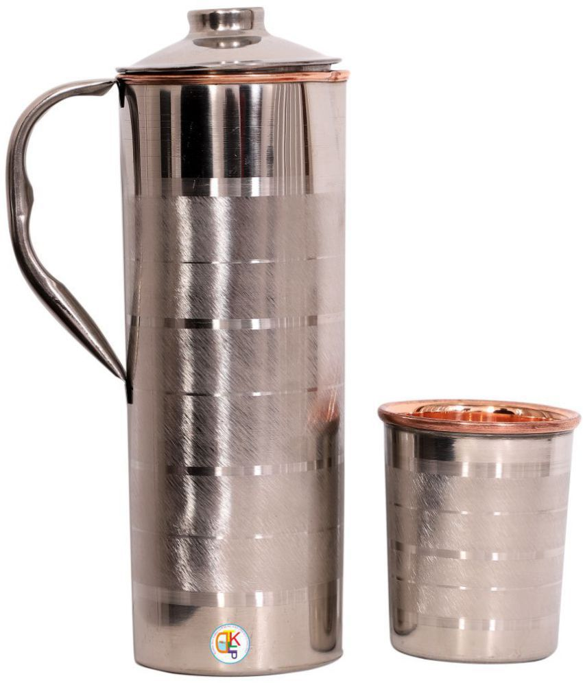 KDT 2 Pcs Jug and Glass Combo