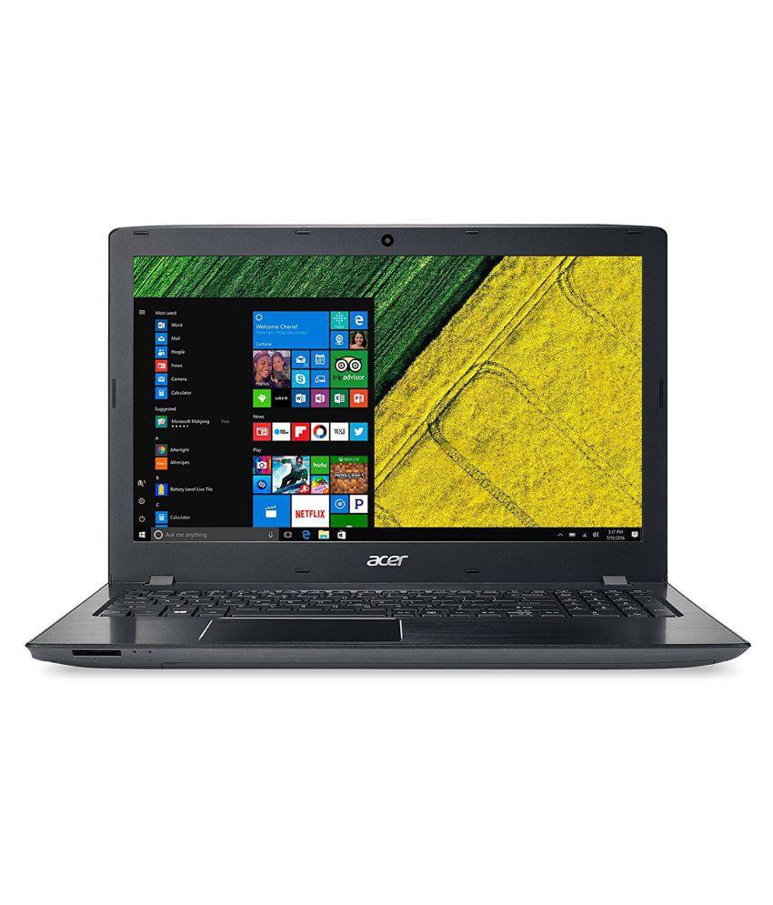acer 15 e5 576 notebook core i3 6th generation 4 gb 39 62cm 15 6 rh snapdeal com