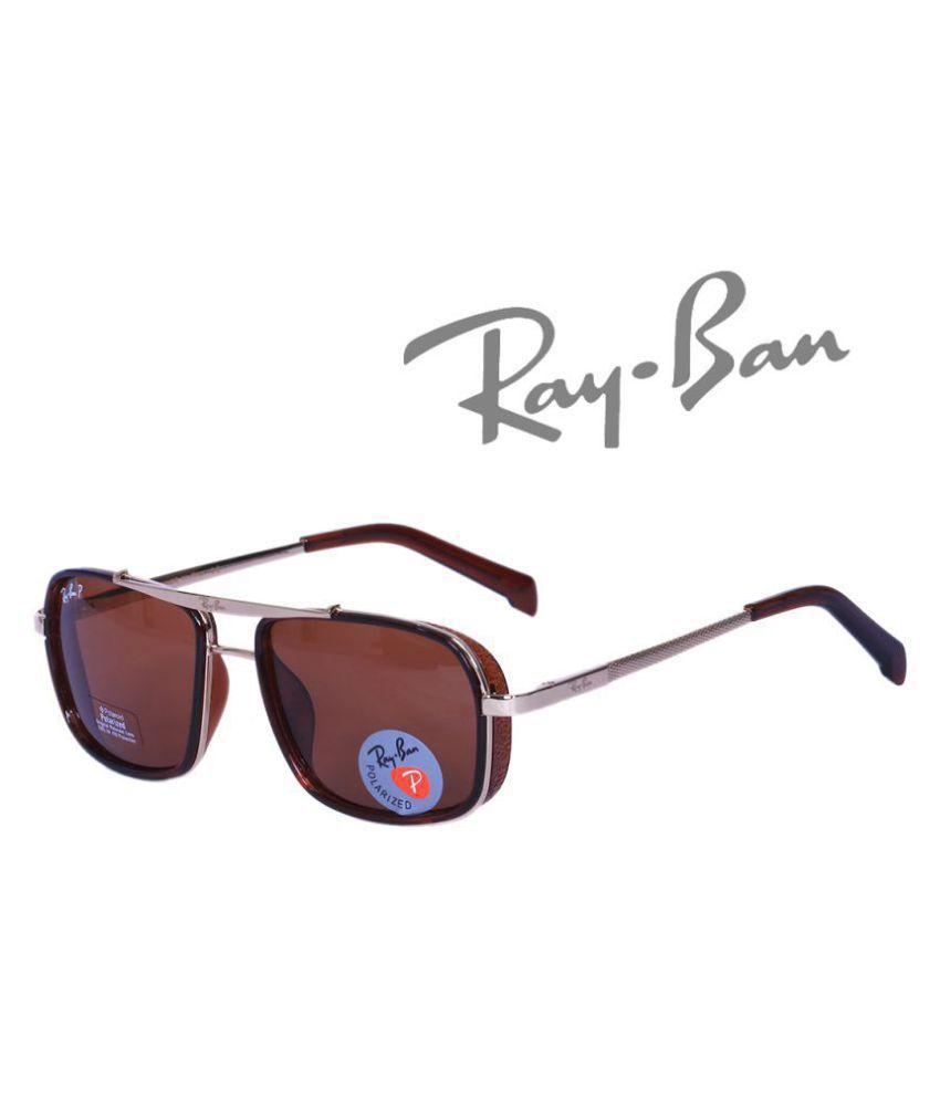 546a37241410 Trendy Fashion Brown Aviator Sunglasses ( 1051 HT ) - Buy Trendy ...