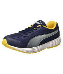 Quick View. Puma Blue Running Shoes