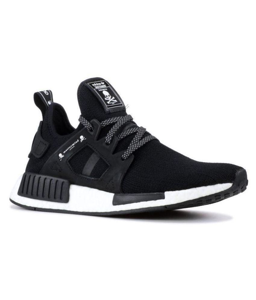 Adidas NMD XR1 Black Running Shoes