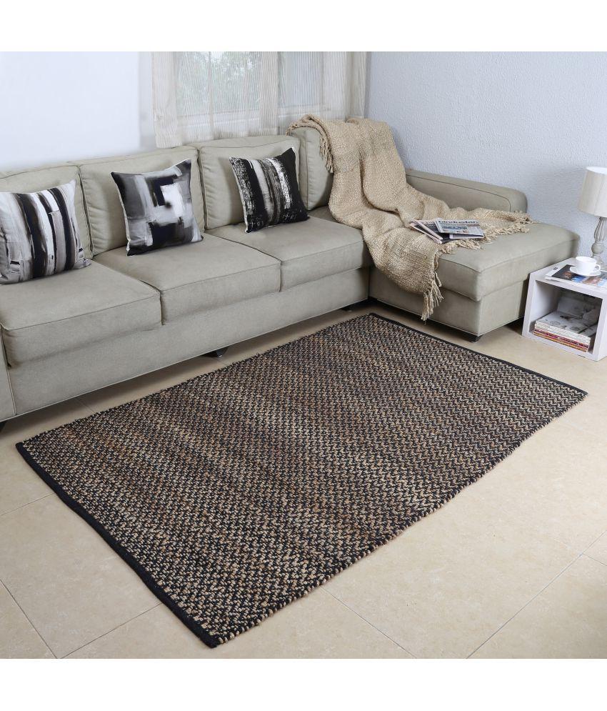 House This Black Single Regular Floor Mat