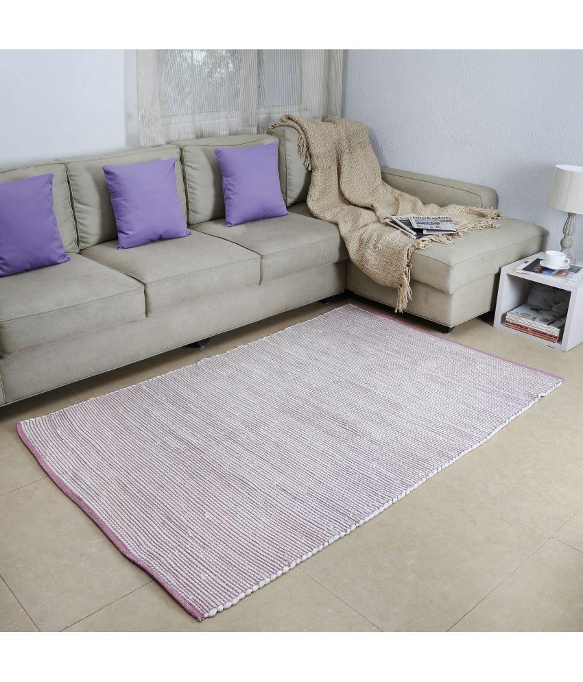House This Purple Single Regular Floor Mat