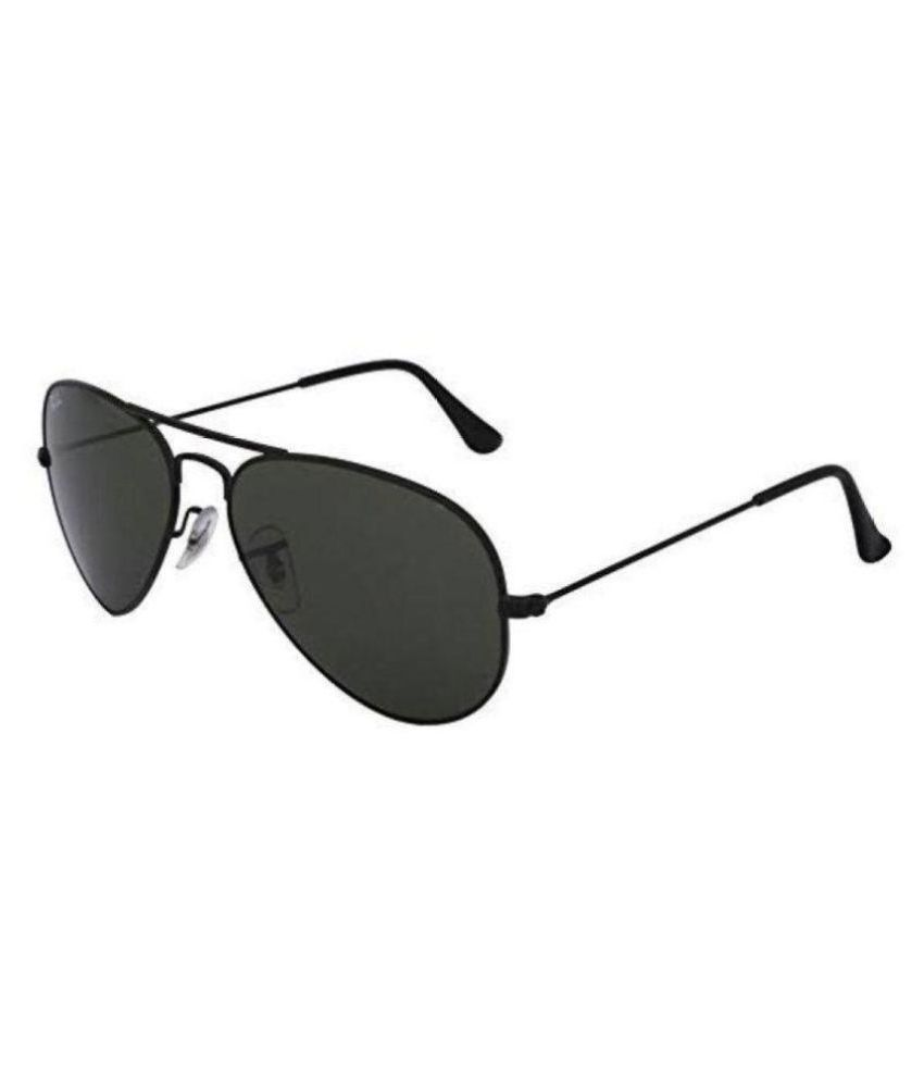 4d5d63ae22 Fashion Black Aviator Sunglasses ( 3026 ) - Buy Fashion Black ...