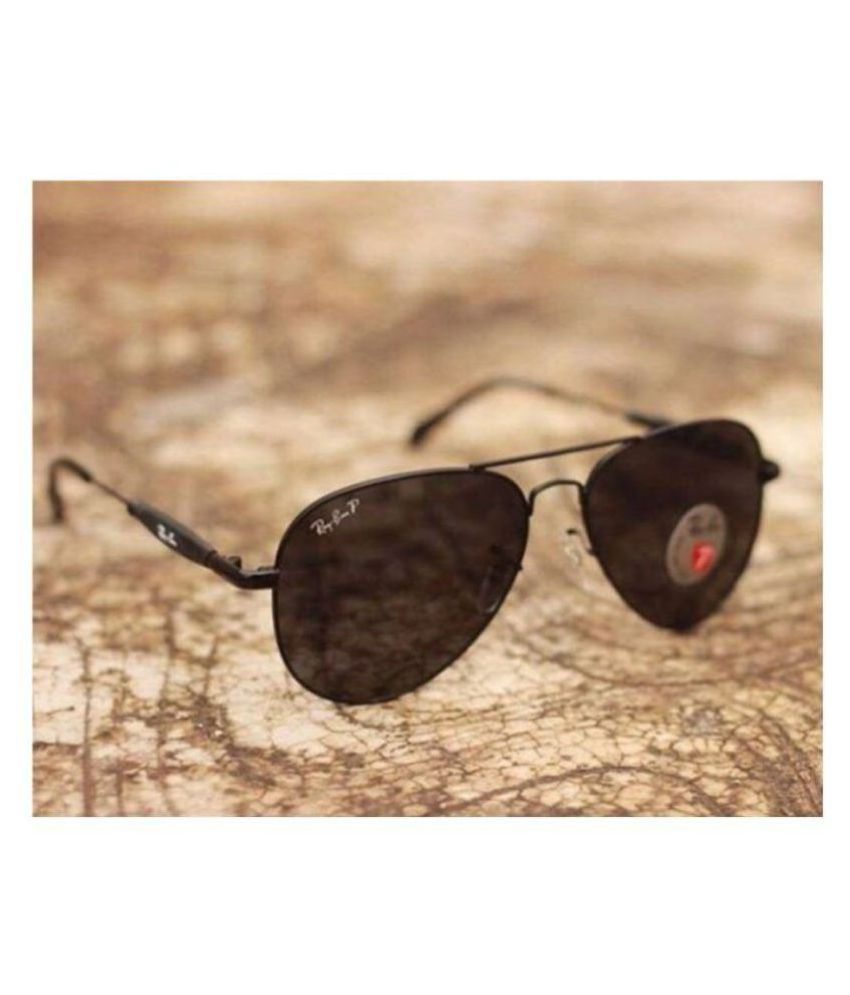 4600ee5c5316 Ray Ban Avaitor Black Aviator Sunglasses ( 3517 ) - Buy Ray Ban Avaitor  Black Aviator Sunglasses ( 3517 ) Online at Low Price - Snapdeal